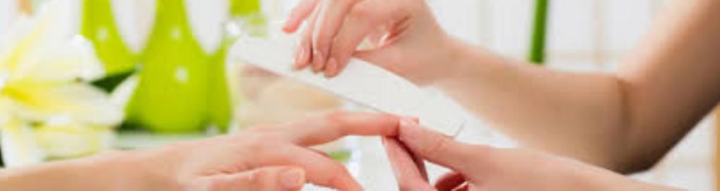 Rodapé - Curso manicure e pedicure